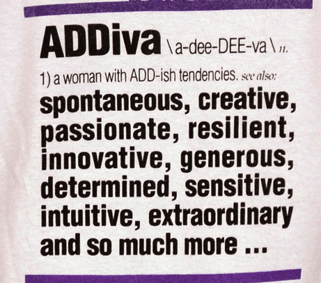 def of ADDiva