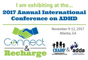 2017 Annual International Conference on ADHD, CHADD, ADDA