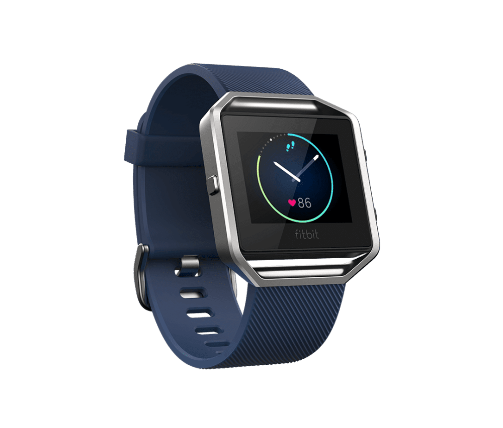 FitBit Blaze can track a woman's mental health, depression