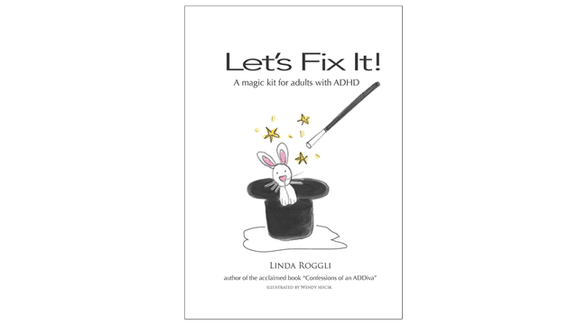 Let's Fix It, Magic Kit for Adults with ADHD